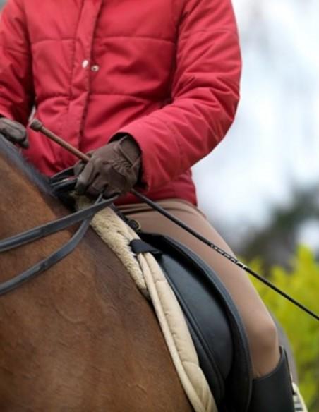 Fustas y Trallas de Equitacion