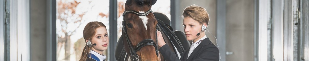 Wireless Horse Instruction System