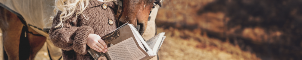 Horse Riding related Books